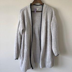 Alya gorgeous plush cardigan